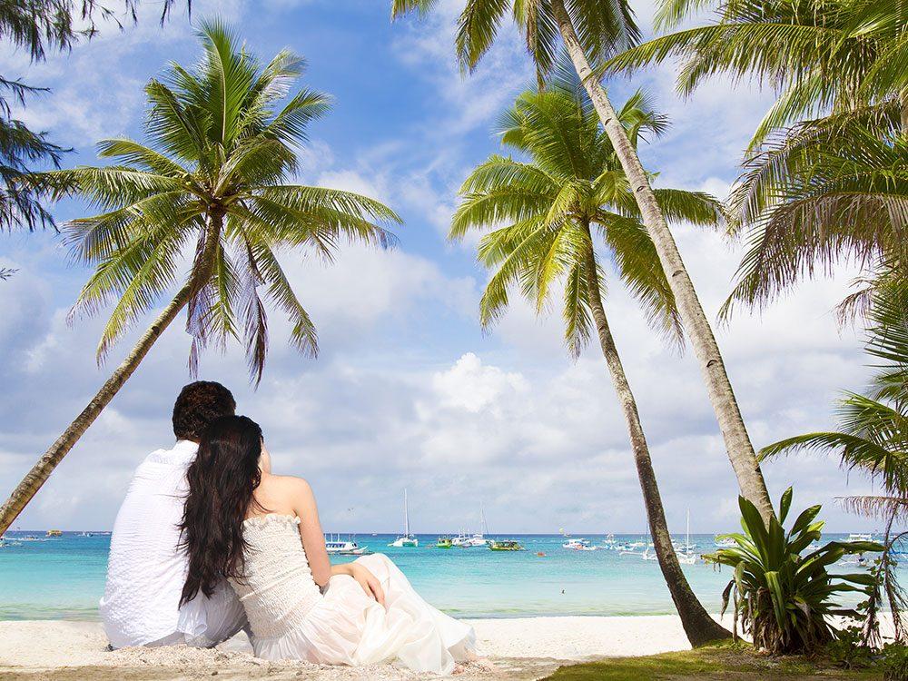 Destination wedding health concerns