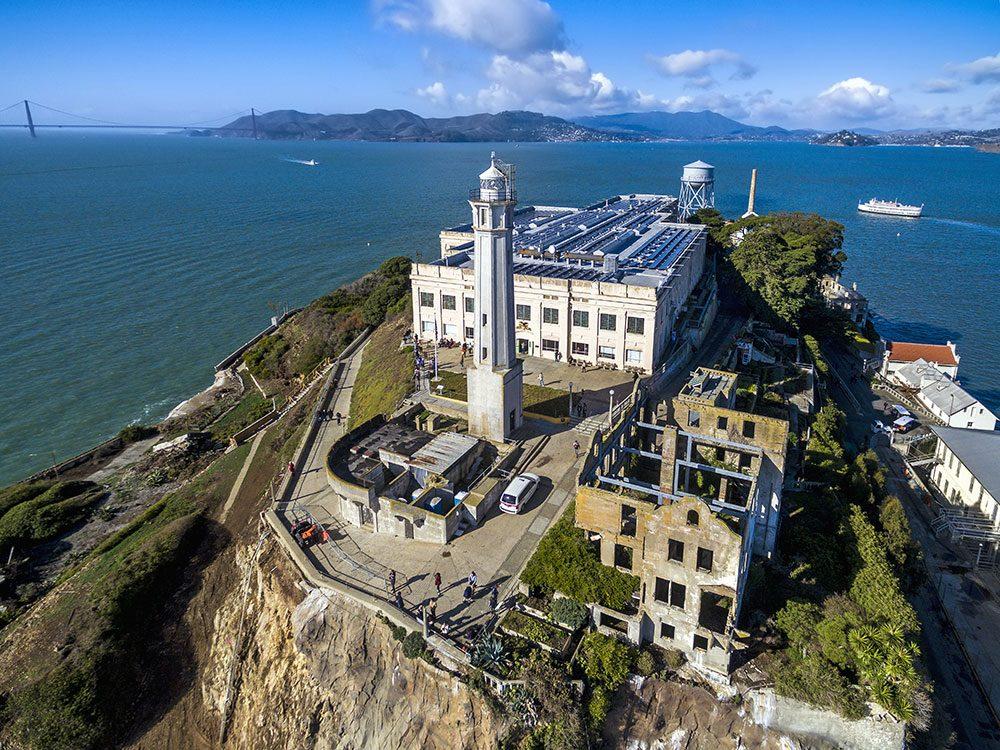 Alcatraz Federal Pentitentiary
