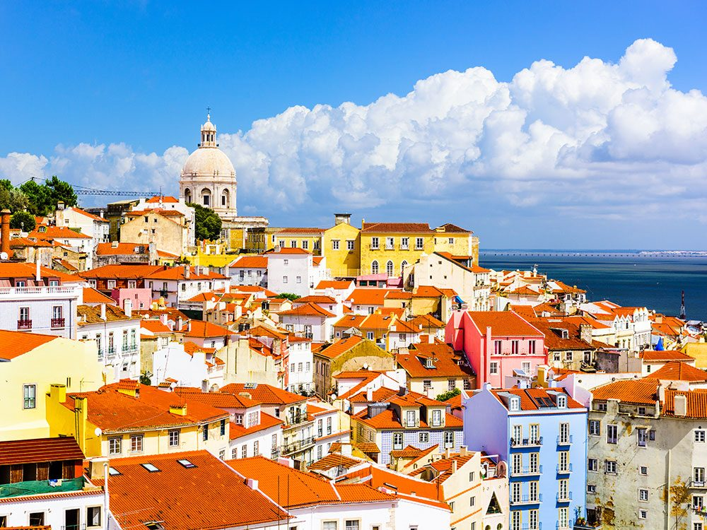 1,000 places to see before you die: Lisbon, Portugal