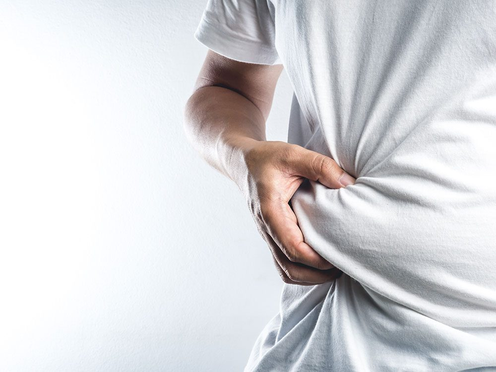 Obesity can cause incontinence