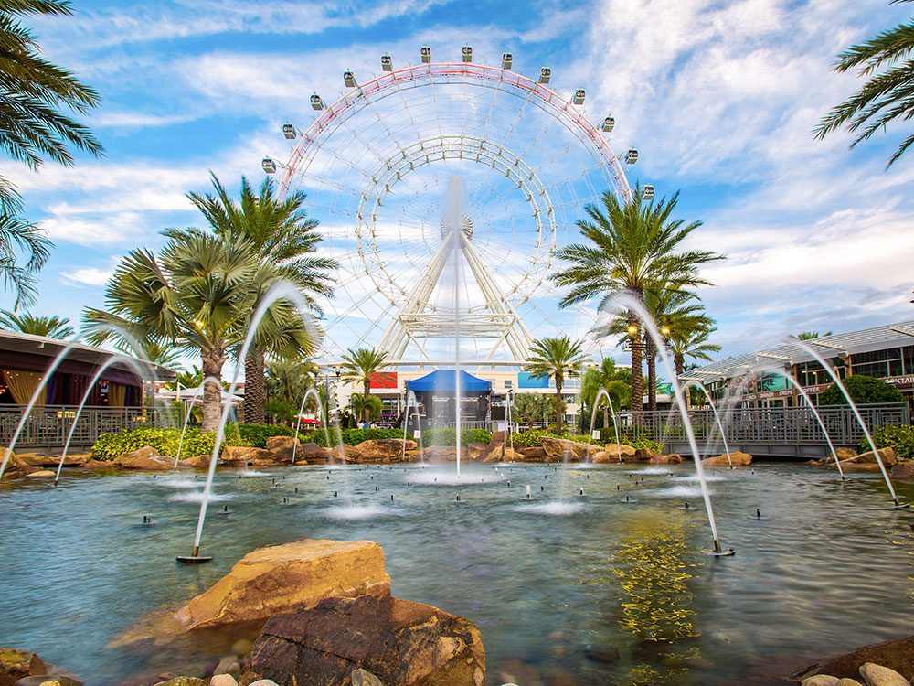 Things to do in Orlando: Orlando Eye