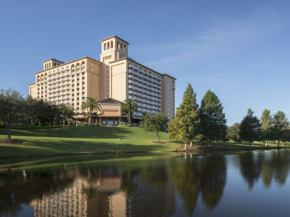 Things to do in Orlando: Golf at the Ritz Carlton