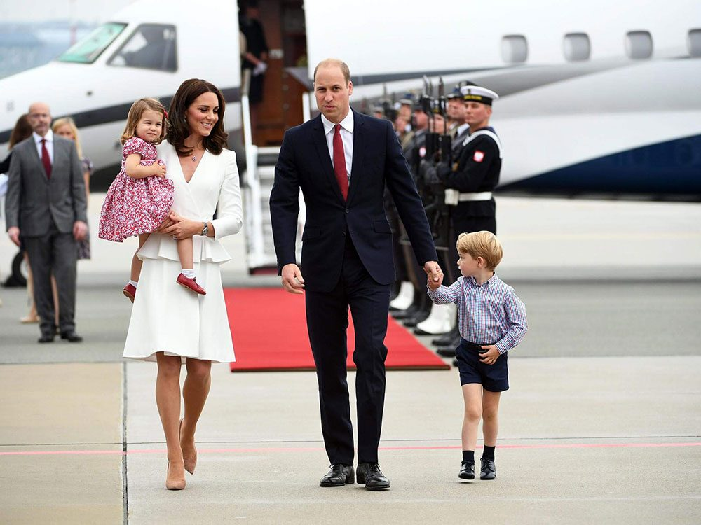 Travel like royalty