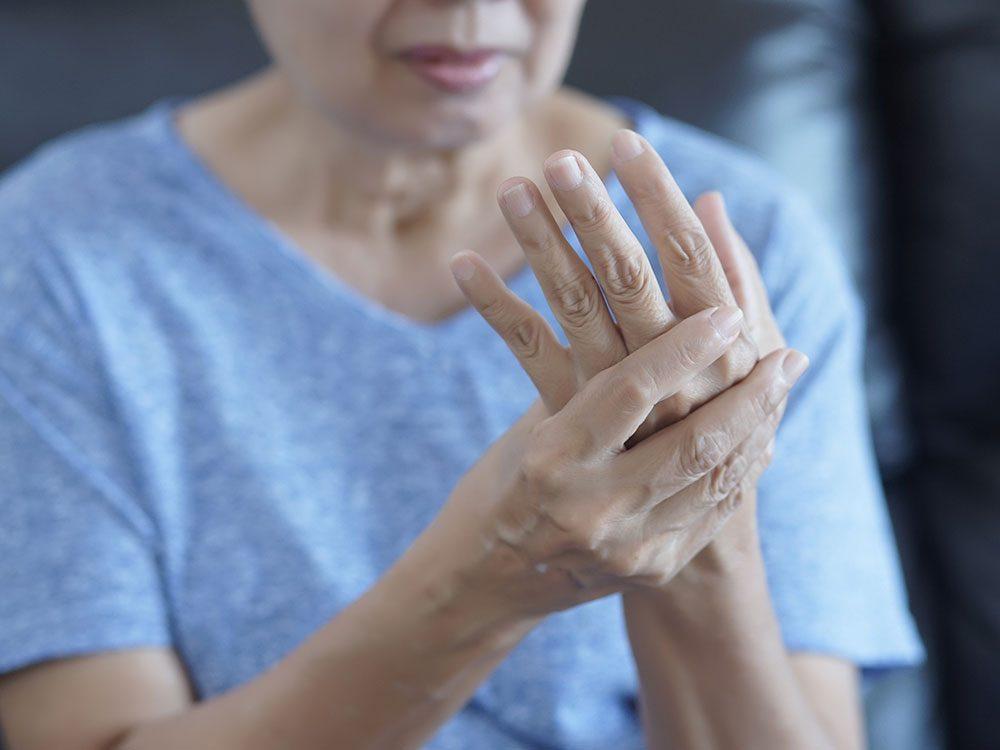 Types of arthritis: Osteoarthritis