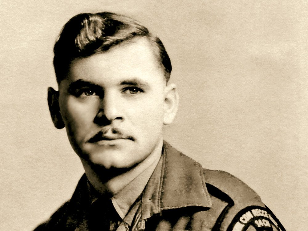 WWII veteran Alexander Kovar