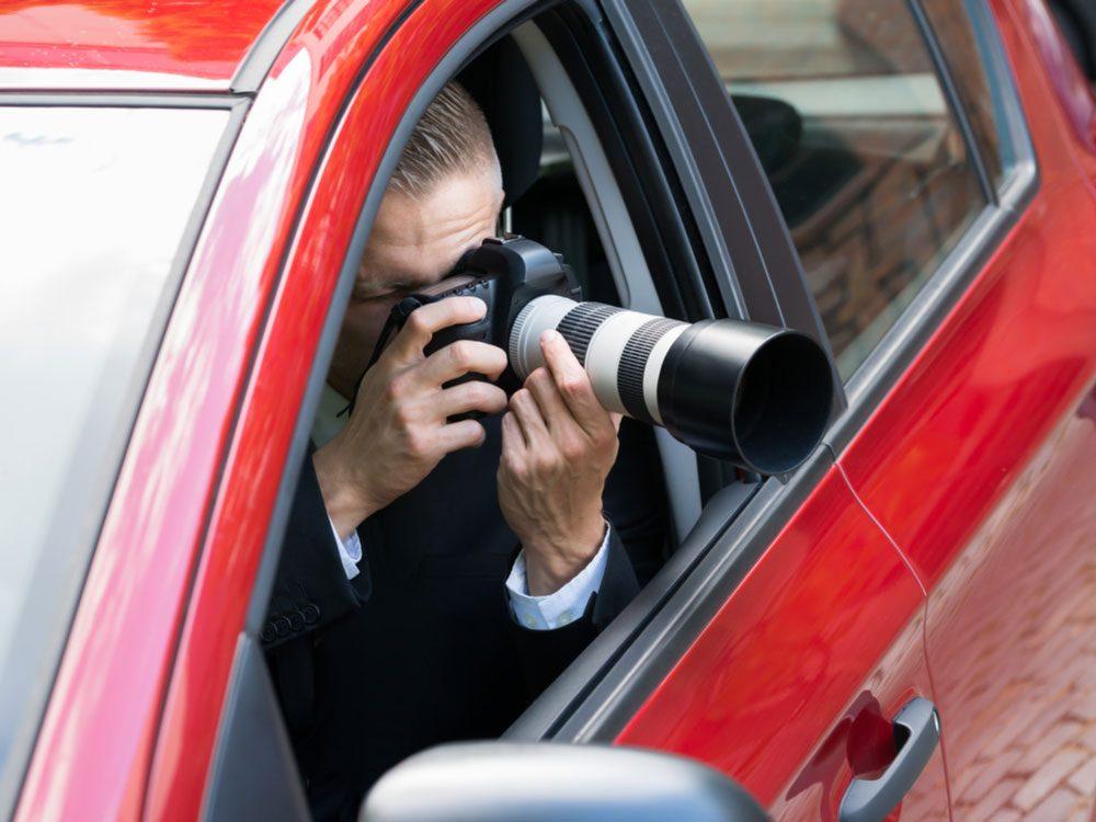 FBI agent photography Whitey Bulger