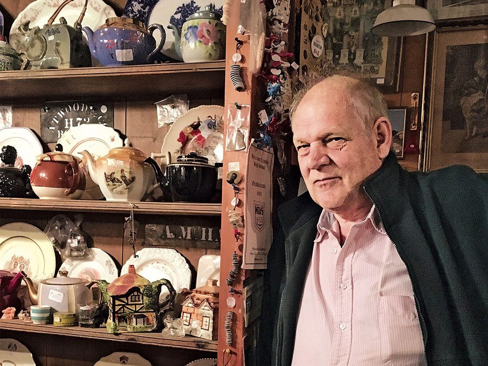 Alan Hermitage