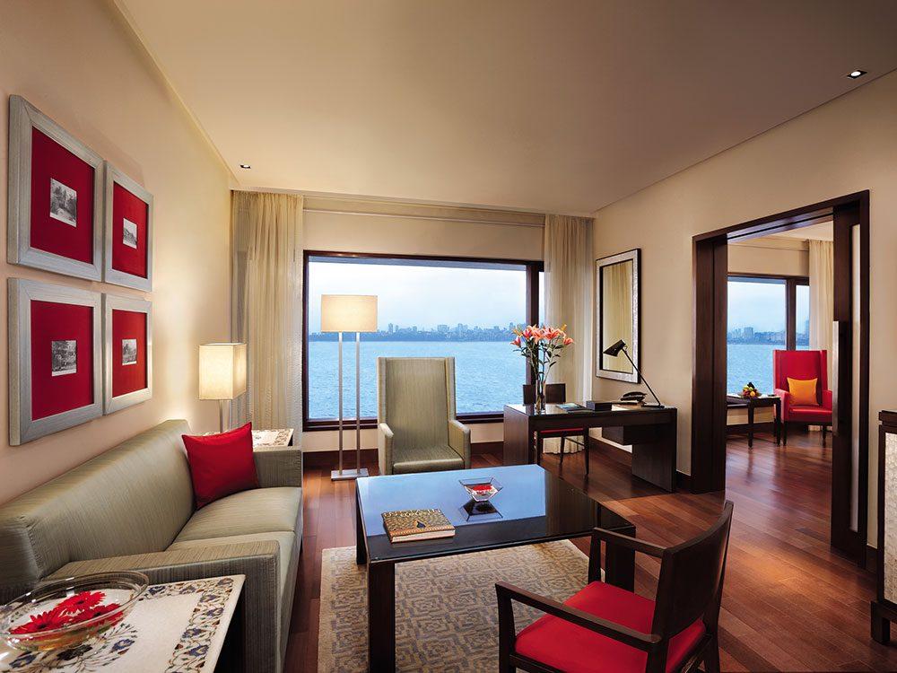 Executive suites at the Oberoi Mumbai