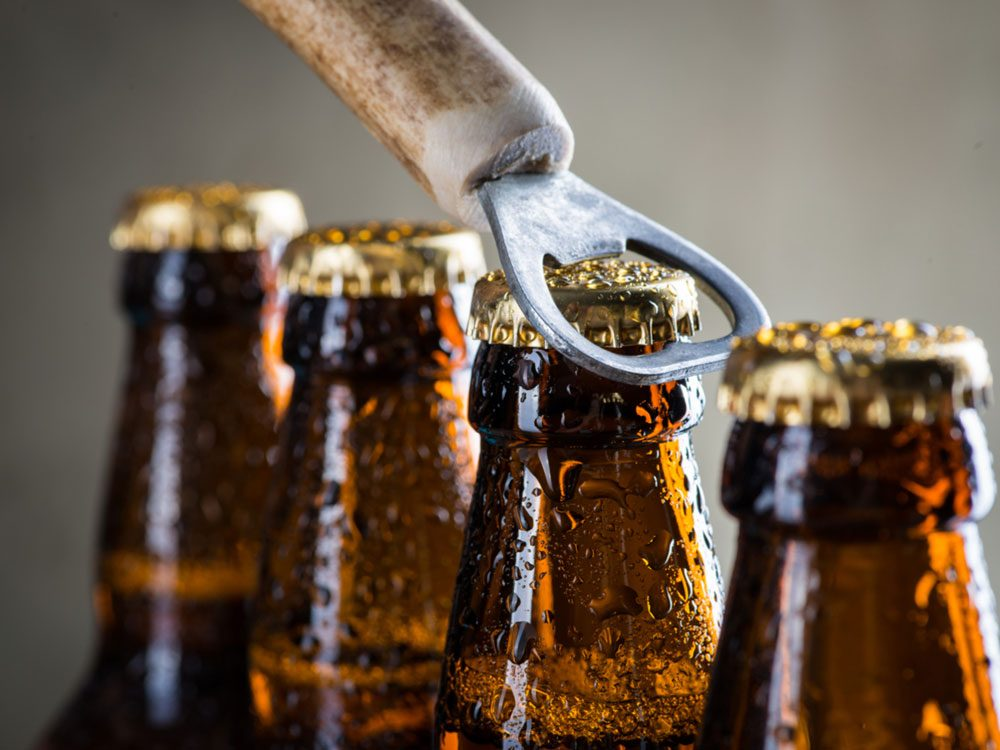 How beer works as pain relief