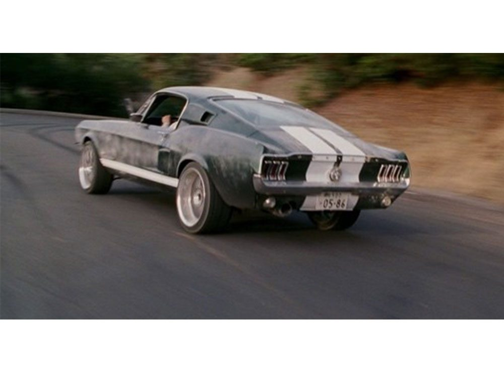 """1967 Ford Mustang from """"Fast and the Furious: Tokyo Drift"""""""