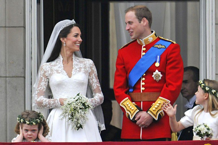 Royal wedding secrets: William and Kate's wedding
