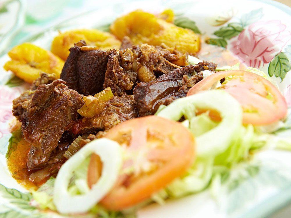 Local Bonairian food