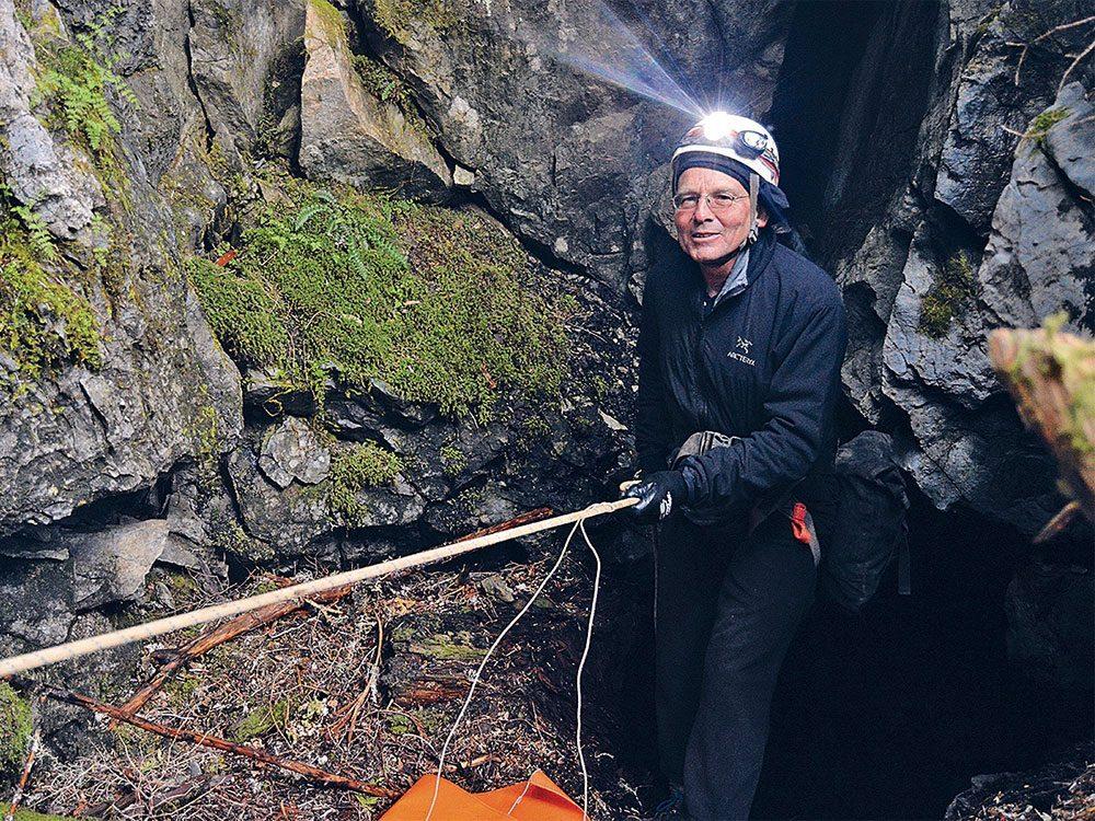 Environmentalist Martin Davis