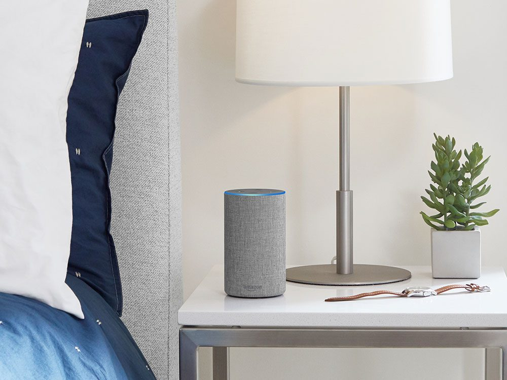 Amazon Echo Alexa, Amazon Canada
