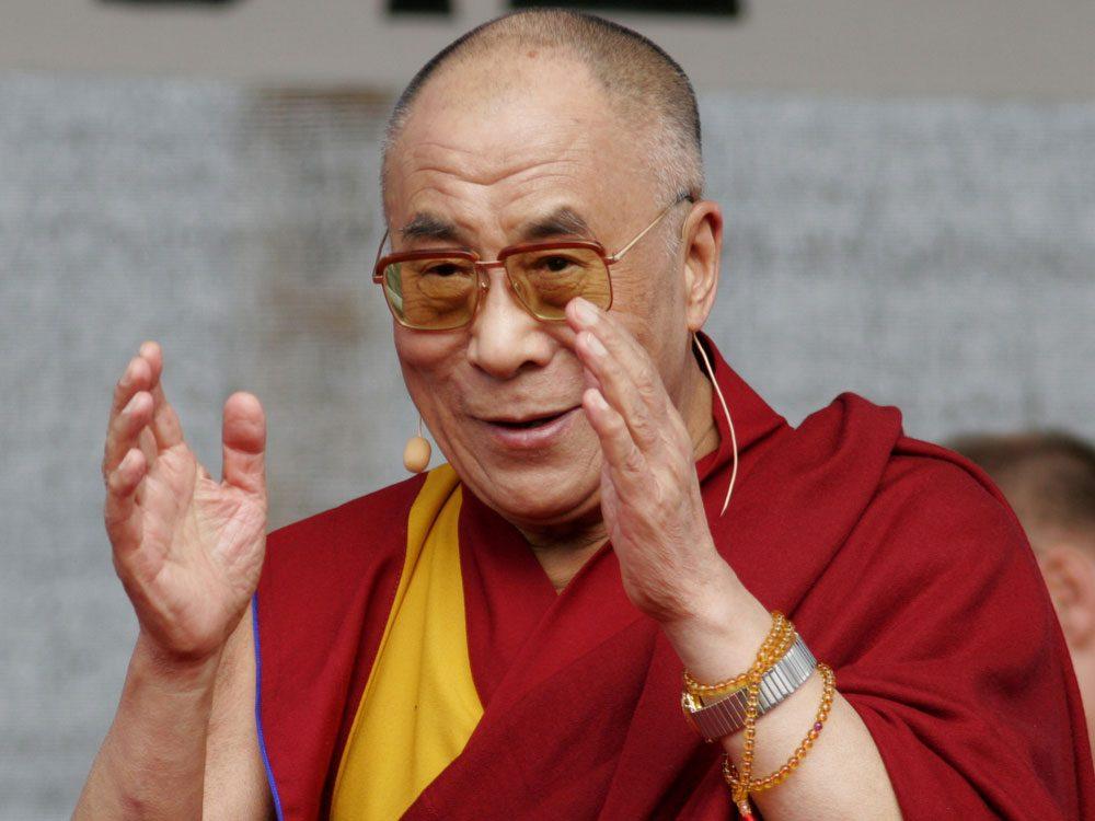 Dalai Lama in 2008