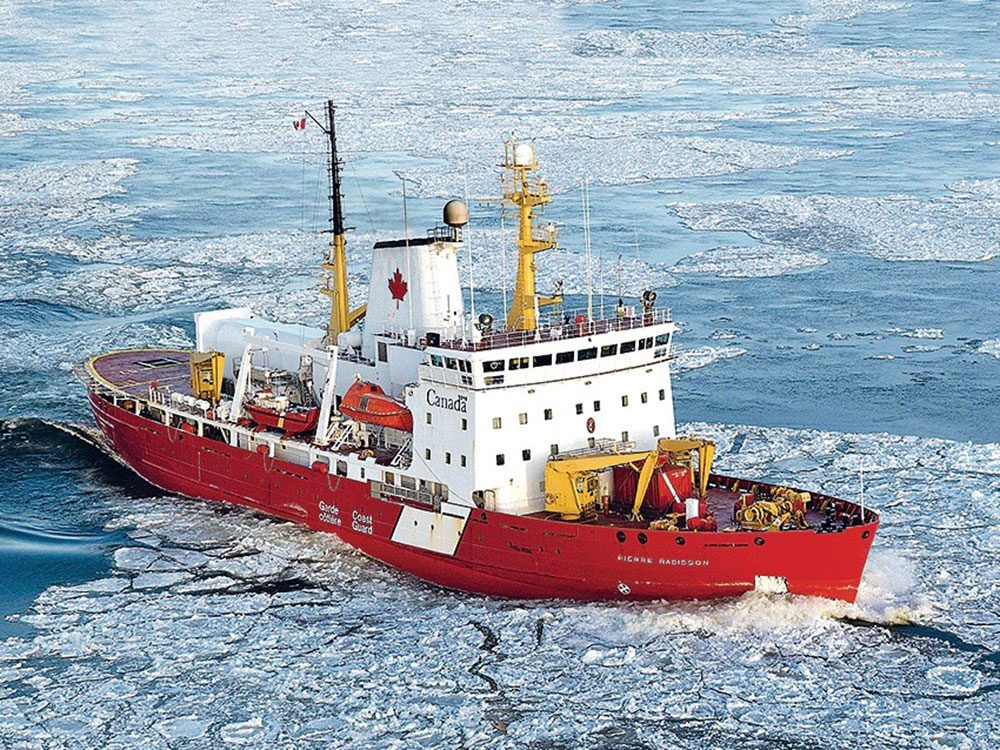 Pierre Radisson ship