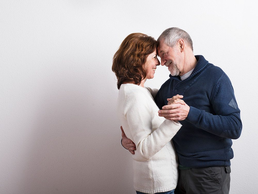 Health studies show trust grows with age