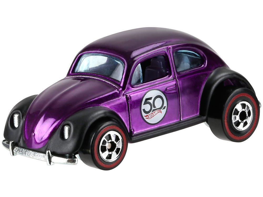 Volkswagen Beetle Hot Wheels car