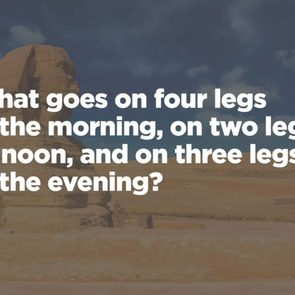 World's Most Famous Riddles