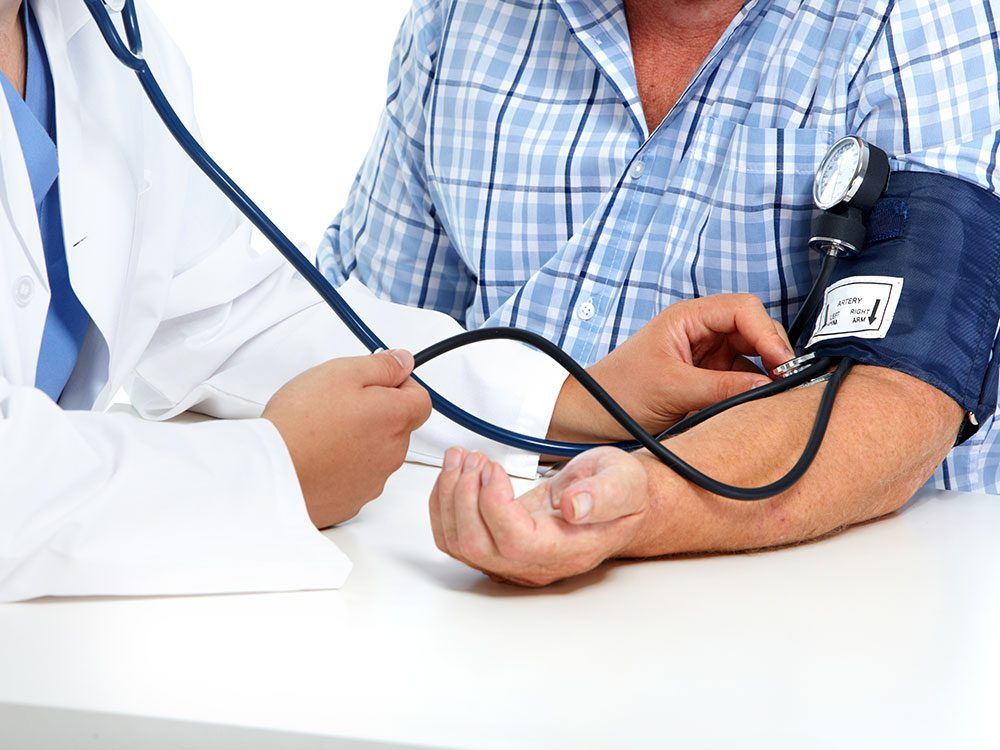 Framingham risk score for cardiovascular disease
