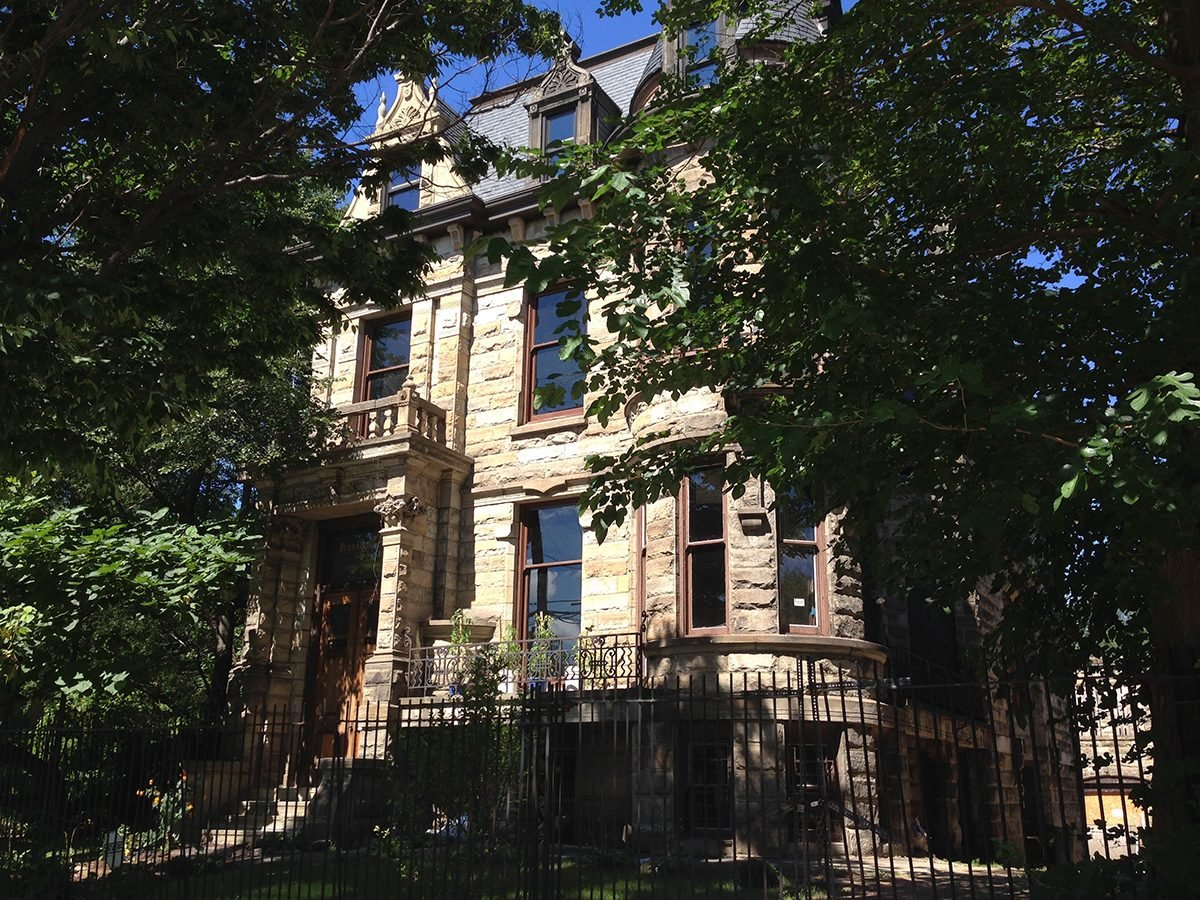 Haunted house mysteries - Franklin Castle, Cleveland, Ohio