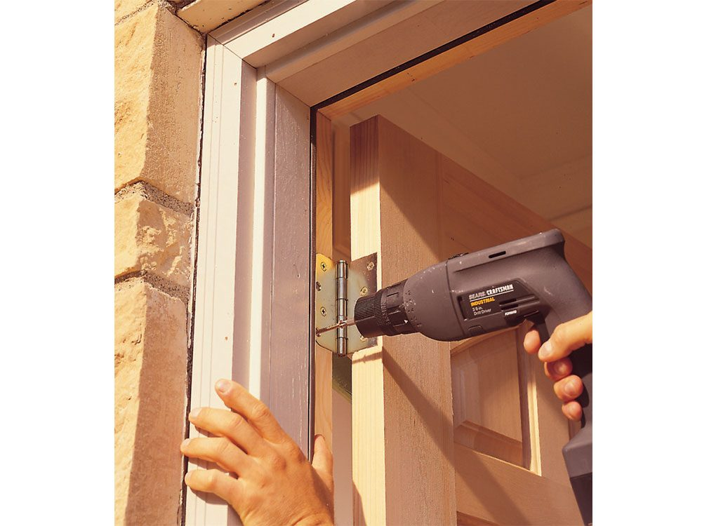 Stop air leaks under door