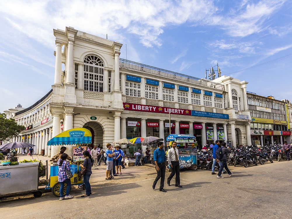 Things to do in Delhi: Connaught Place