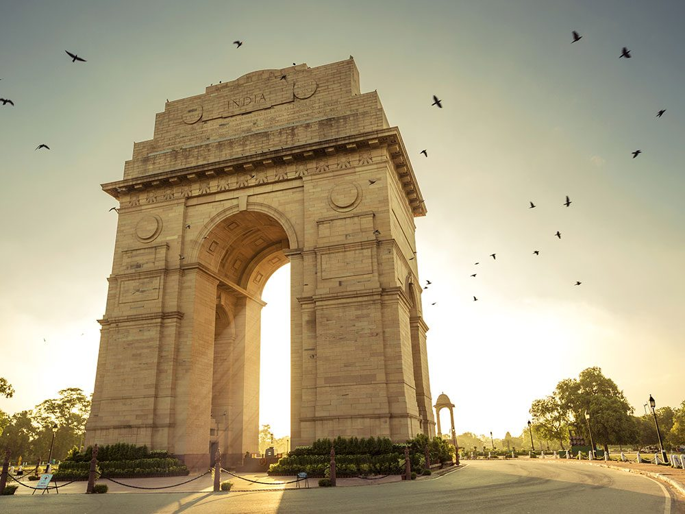 Things to do in Delhi: India Gate