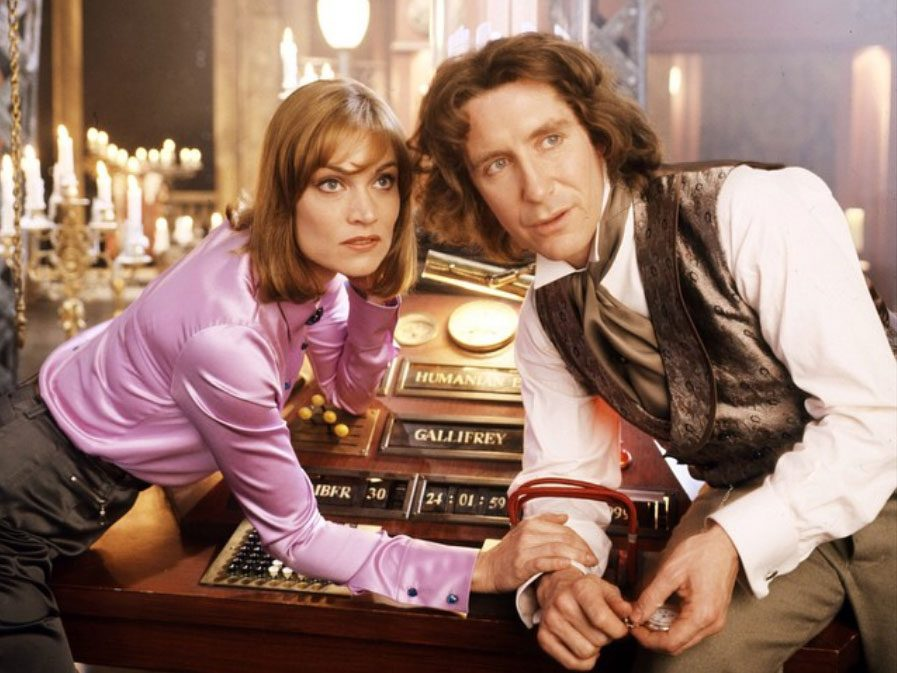 Great Doctor Who quotes: The Eighth Doctor