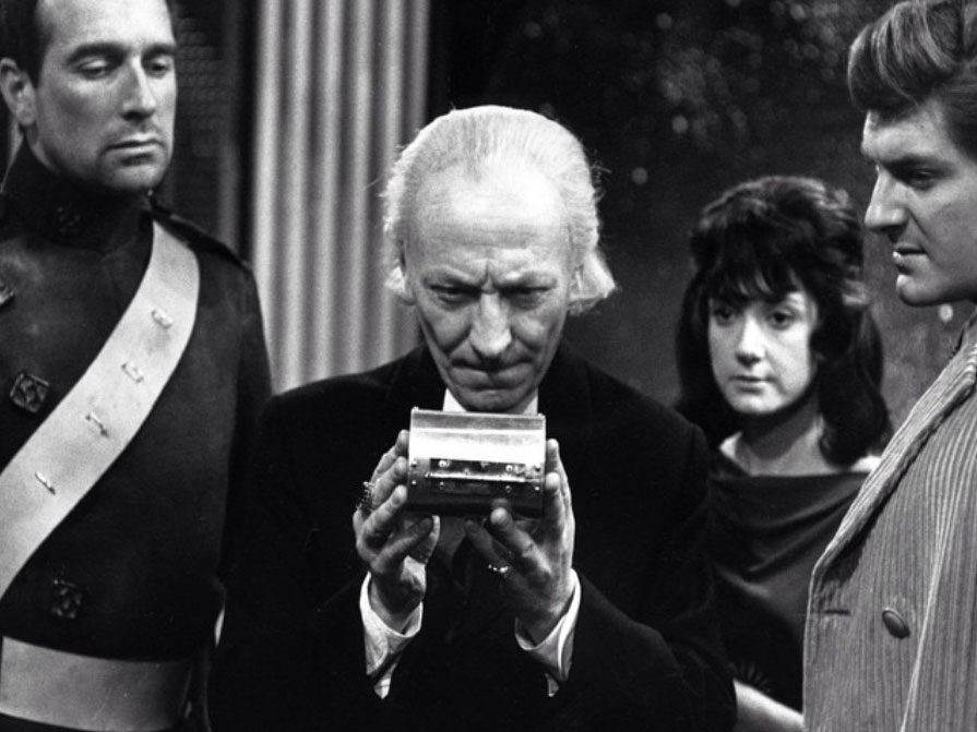 Doctor Who quotes: The First Doctor