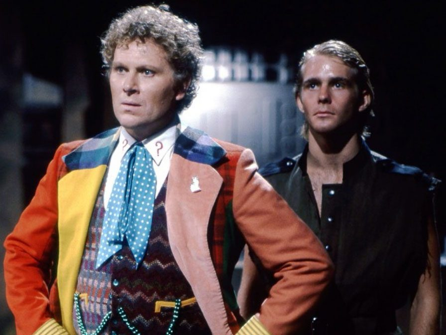 Great Doctor Who quotes: The Sixth Doctor