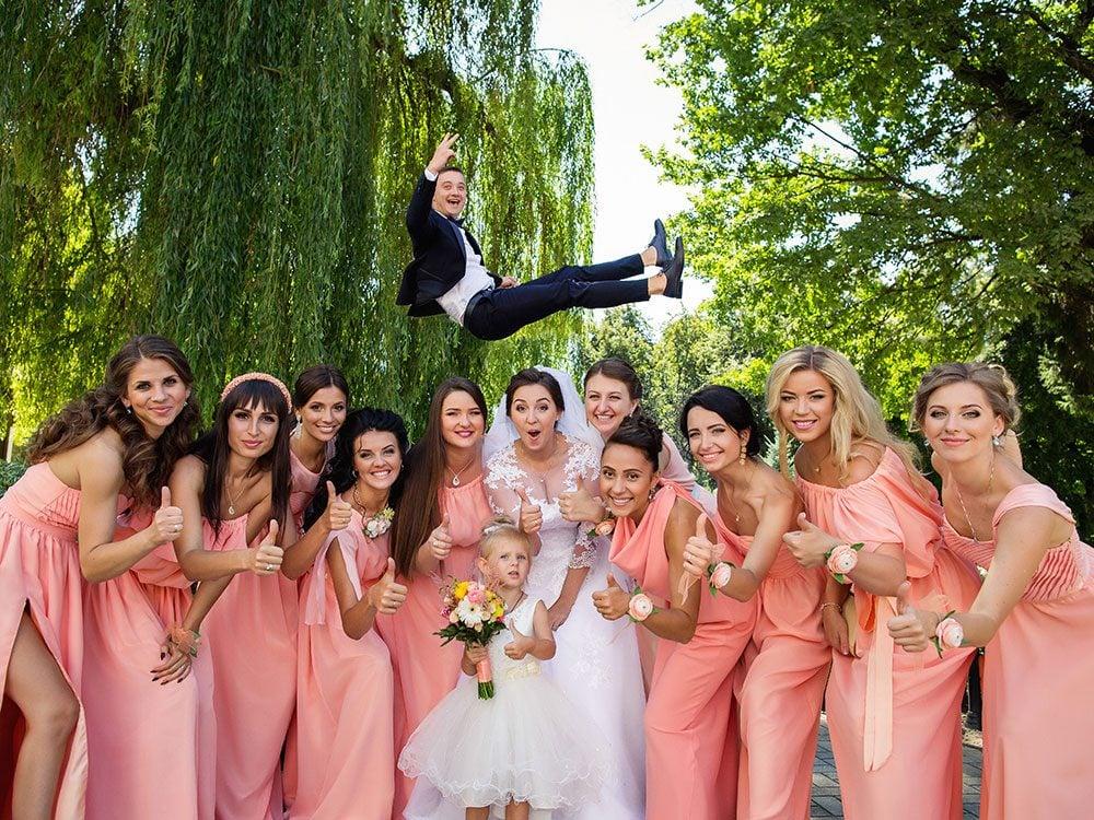 Hilarious wedding jokes