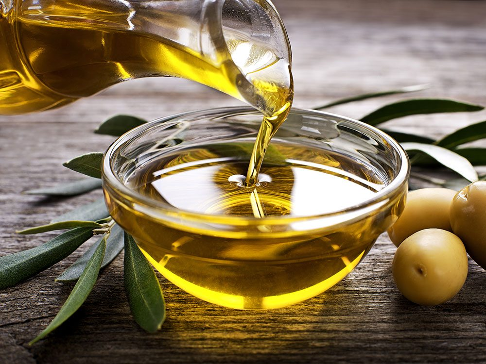 Olive oil fights inflammation