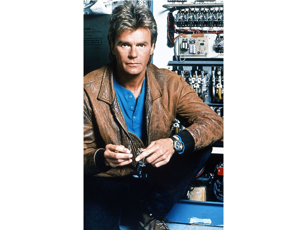 MacGyver television series