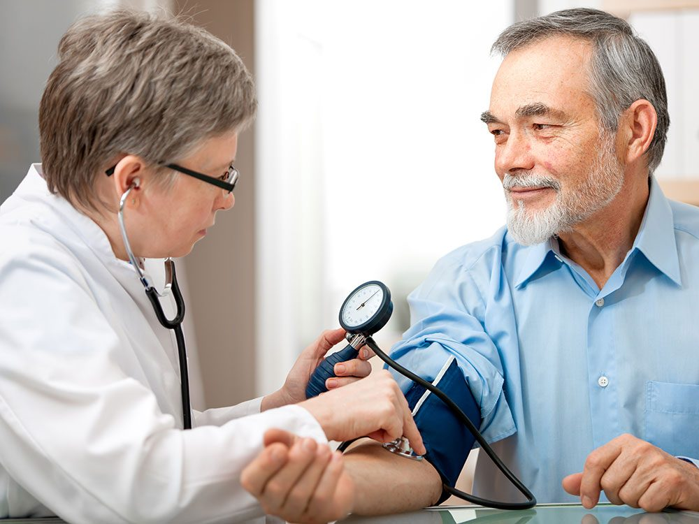 Tips for an accurate blood pressure reading