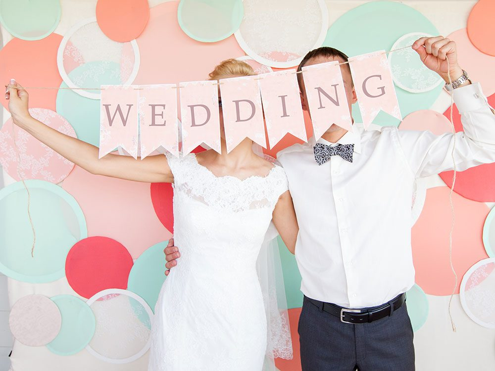 Wedding jokes about marriage