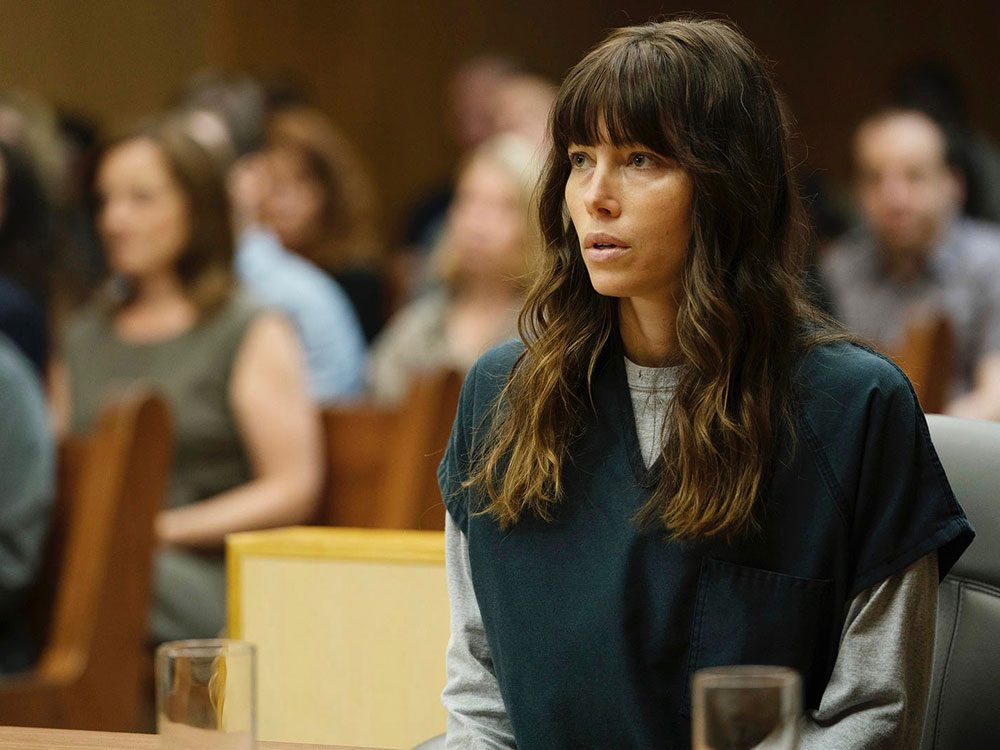 "Jessica Biel in ""The Sinner"""