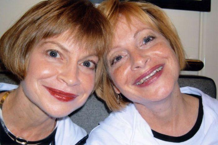 Sharon Poset and Debbie Mehlman