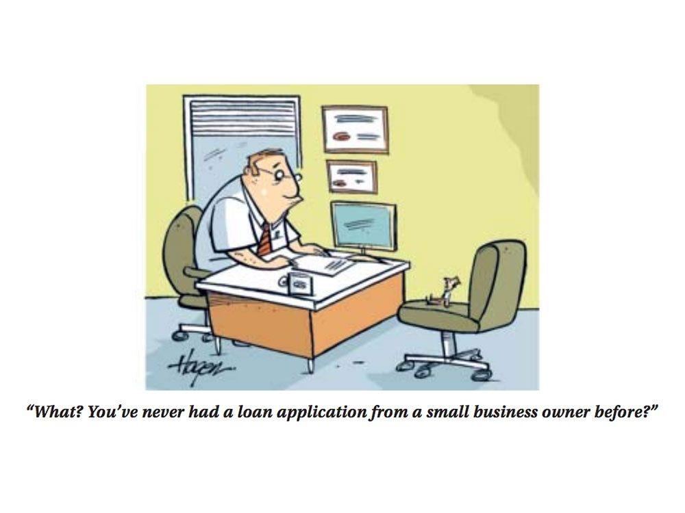 Reader's Digest work cartoon