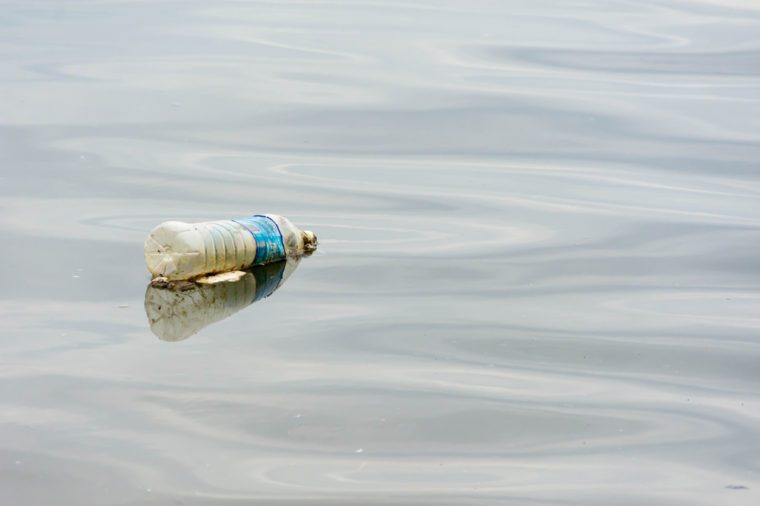 The Great Lakes are filled with plastic