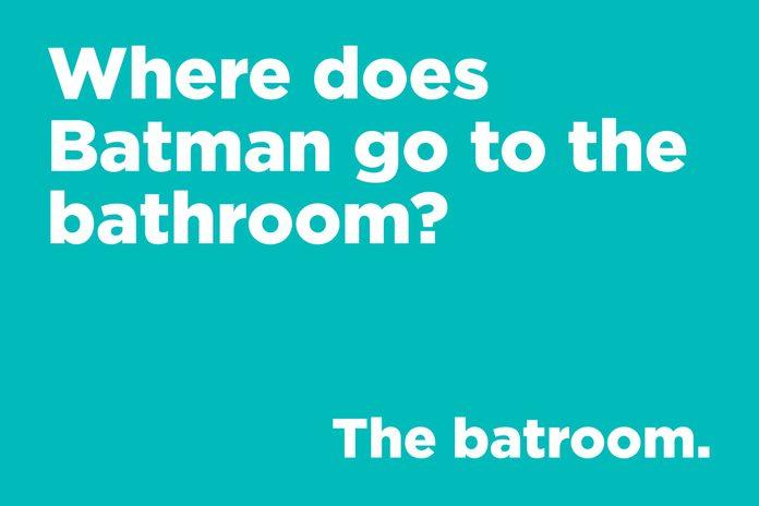 Batman joke