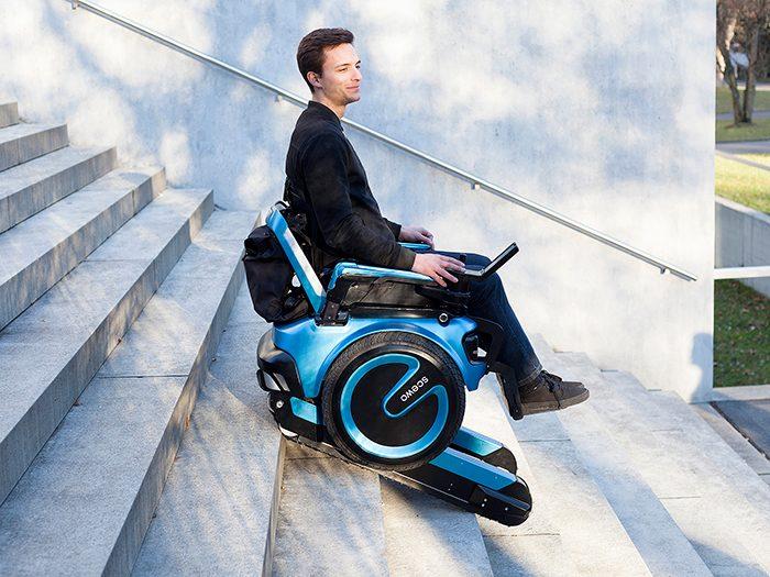 Scewo wheelchair