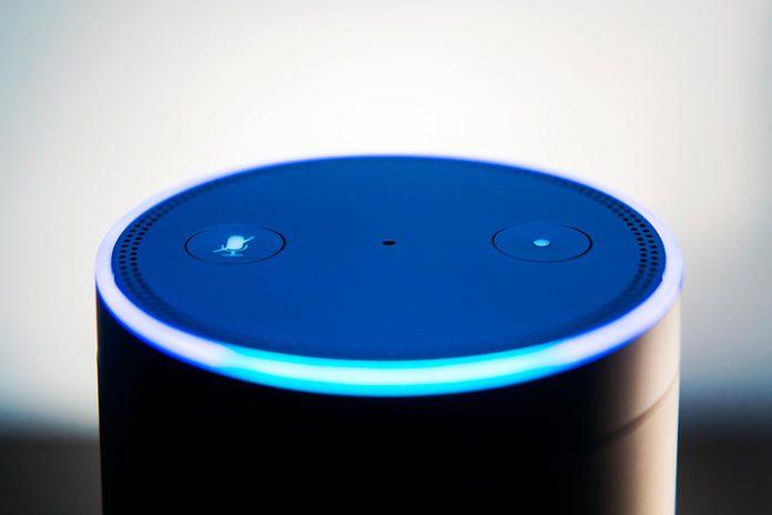 Amazon's Alexa device