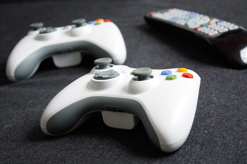 Xbox console controller