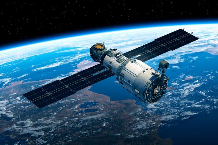 Space station/satellite