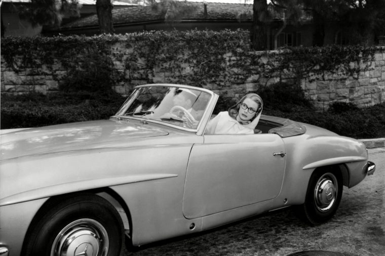 Could Princess Grace have confused the brakes and gas pedal