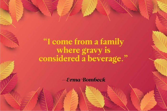 Erma Bombeck quote