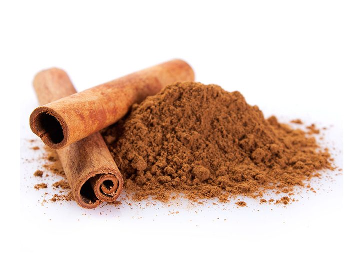 Healing herbs and spices: Cinnamon