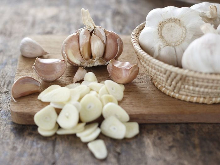 Healing Herbs and Spices: Garlic