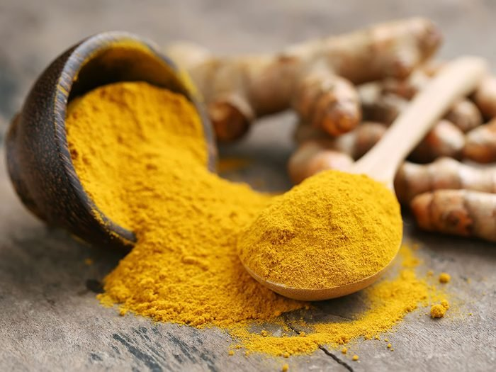 Healing herbs and spices: Turmeric